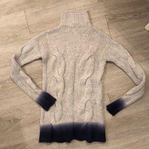 Autumn Cashmere ombré sweater